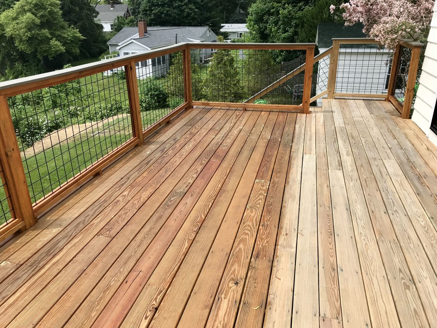 Ultra Premium Exterior Red Label Formula By Penofin Staining Deck Cedar Deck Deck