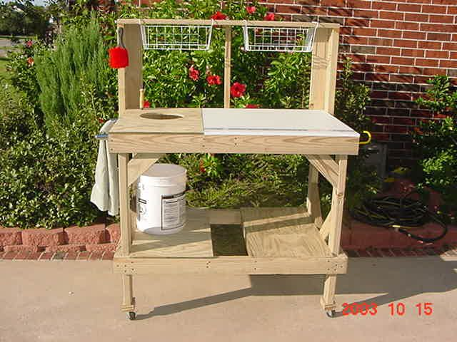Fish Cleaning Table Fish Cleaning Table Fish Cleaning Station Fishing Table