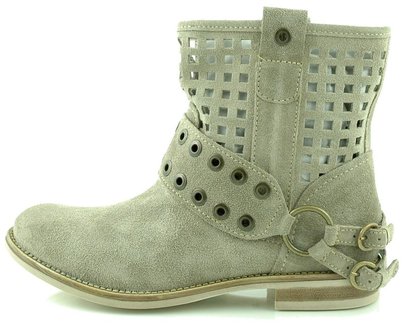 Botki Marco Tozzi Combat Boots Boots Army Boot