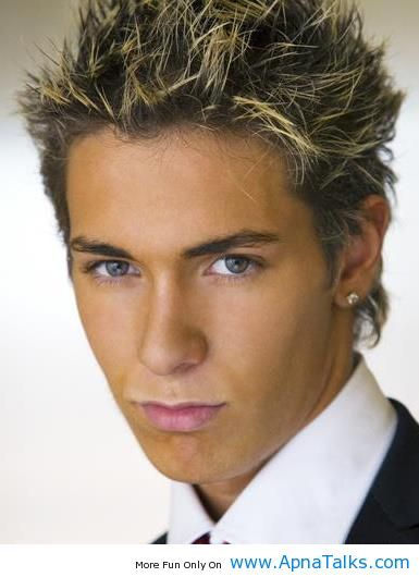 Different Hairstyles For Men Httpwwwapnatalkscolourhairstyleformenwithbrownsahpe