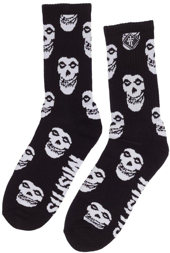 Teinillä on nyt Misfits-kausi, eli sukat (42), t-paita (M) ja lähes kaikki sälä crimson ghostilla on toiveissa .
