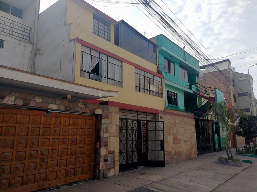 Vendo Casa De 160 M2 De 3 Pisos En San Luis Casa En Venta Lima