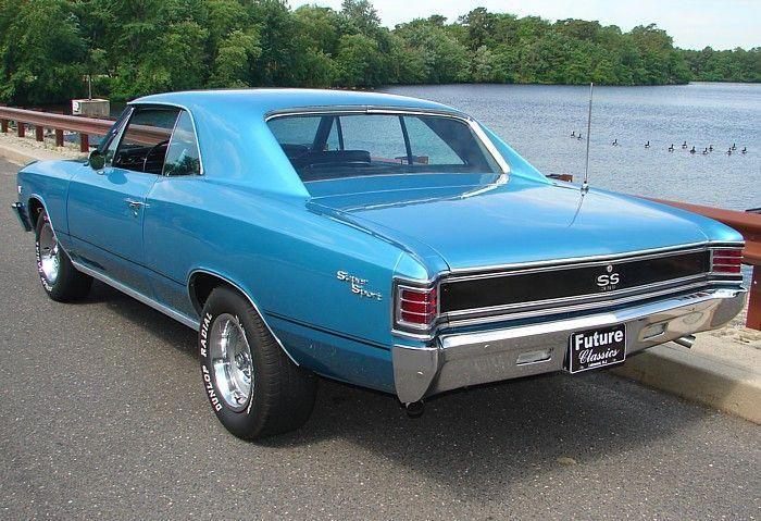 Marina Blue 67 Chevelle   Future Classics llc – #1 Classic Car Dealership in the…