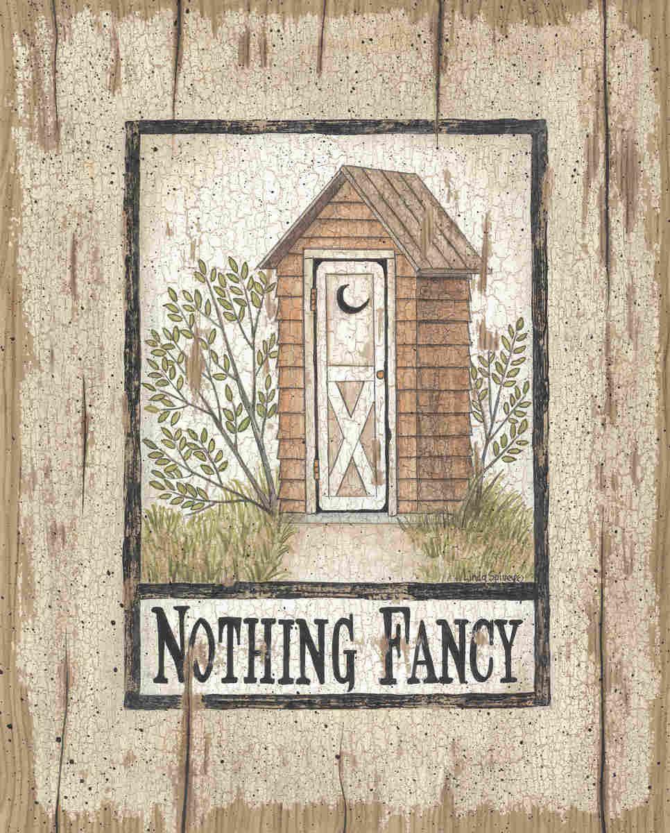 linda spivey outhouse