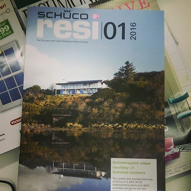The Bi-fold Door Factory Ltd are proud to be featured in the Schüco ...