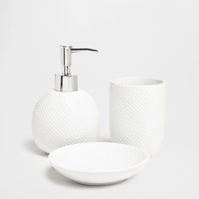 Accesorios ba o zara home espa a houses decor for Zara home toallas bano
