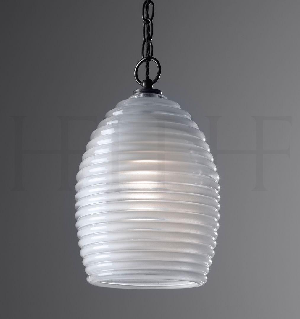 Beehive Pendant Lighting Pendants Hector Finch