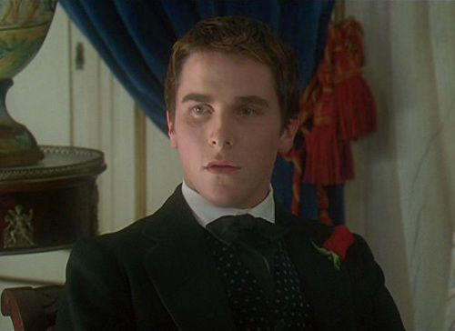 A Young Christian Bale In The Portrait Of A Lady Http Www