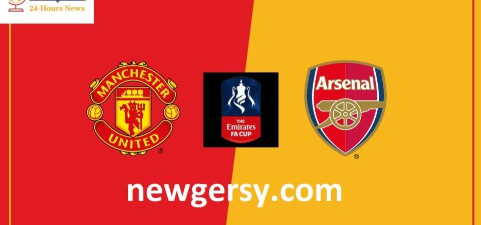 Arsenal Vs Manchester United Fa Cup Score Prediction Line Ups