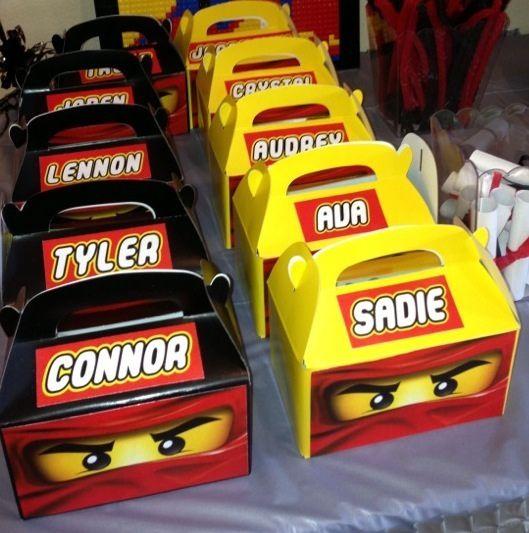 Lego Ninjago Party   Flickr   Photo Sharing!