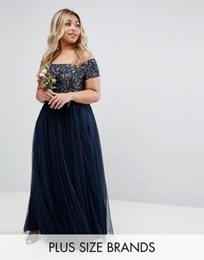 best prices authorized site best sell Plus Size Dresses | Party, Evening & Formal | ASOS in 2019 ...