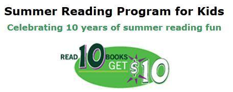 Photo of TD Bank Summer Reading Incentive for Kids – $10 for Reading 10 Books | Mama Chea…