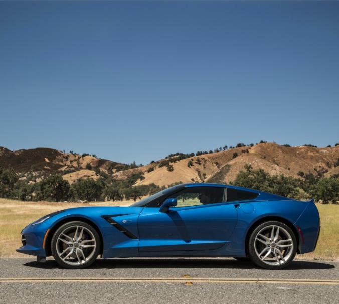 Chevy Corvette Stingray: @MotorAuthority Best Car To Buy