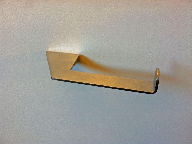 Roller badezimmer ~ The holy roller minimalist stainless steel toilet paper holder