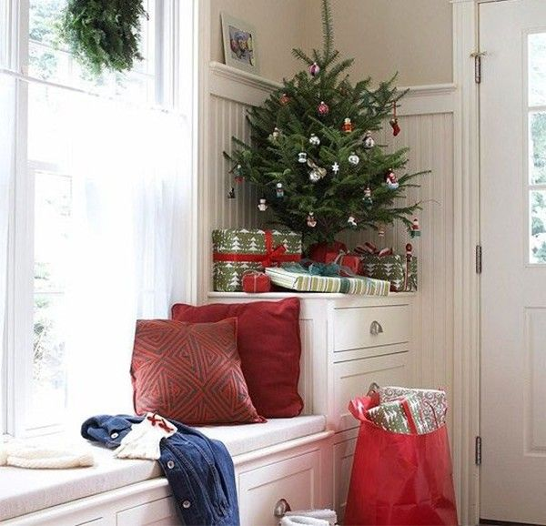 Pin by Ideas to Decor on CHRISTMAS Pinterest Christmas tree - how to decorate a small christmas tree