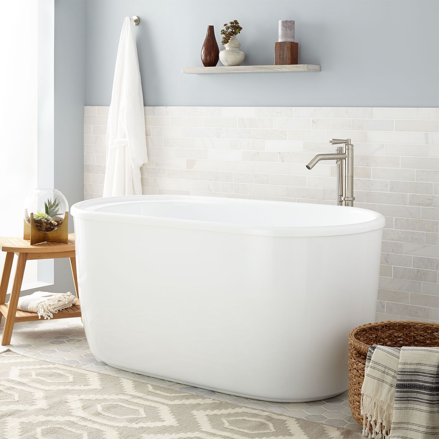 Delicieux Extra Long Tub | Huge Bathtubs | Deep Bathtubs