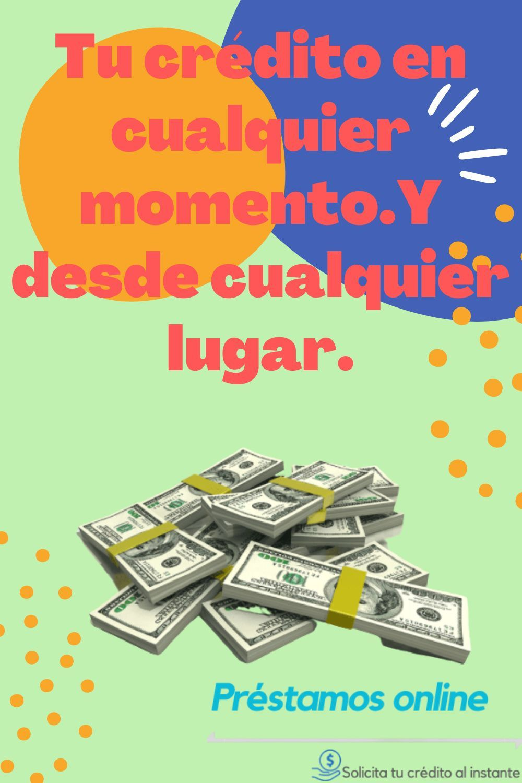 Creditos En Linea El Credo Prestamos Dinero Necesito Dinero