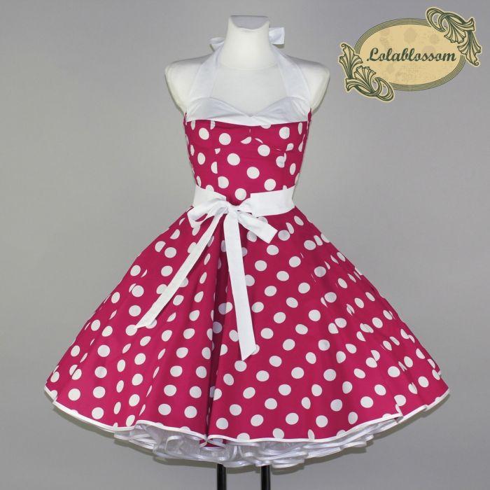 růžová spodnička korzet šaty - LolaBlossom.com