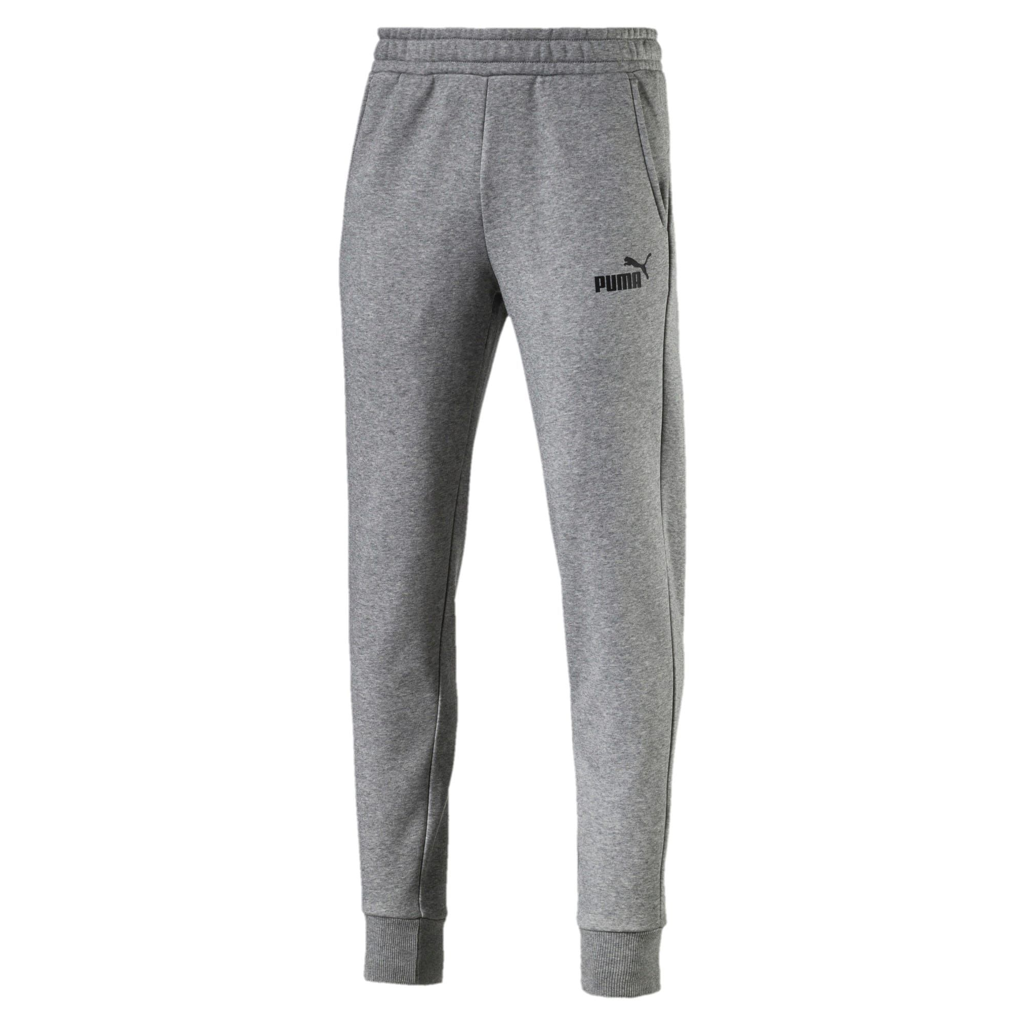 PUMA Essentials Men's Sweatpants in Medium Grey Heather size 2X Small #sweatpantsoutfit