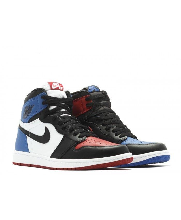 1b96d01c7416d9 Air Jordan 1 Retro High Og Top 3 Black Black White 555088 026