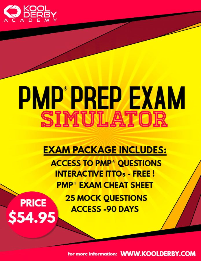 It Is The Best Way To Prepare For The Pmp Certification Exam