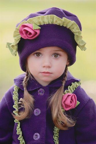 Chapeau / hat - so cute !