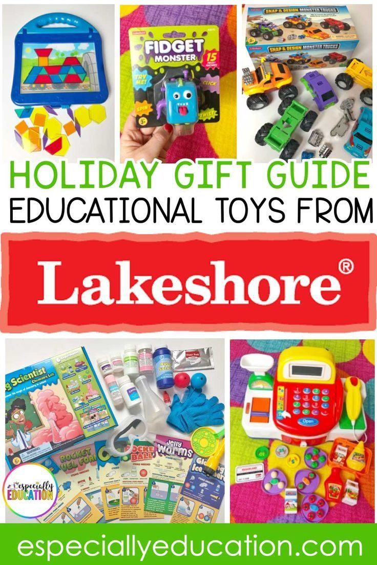 Teacher Approved Gifts and Educational Toys for ALL ...