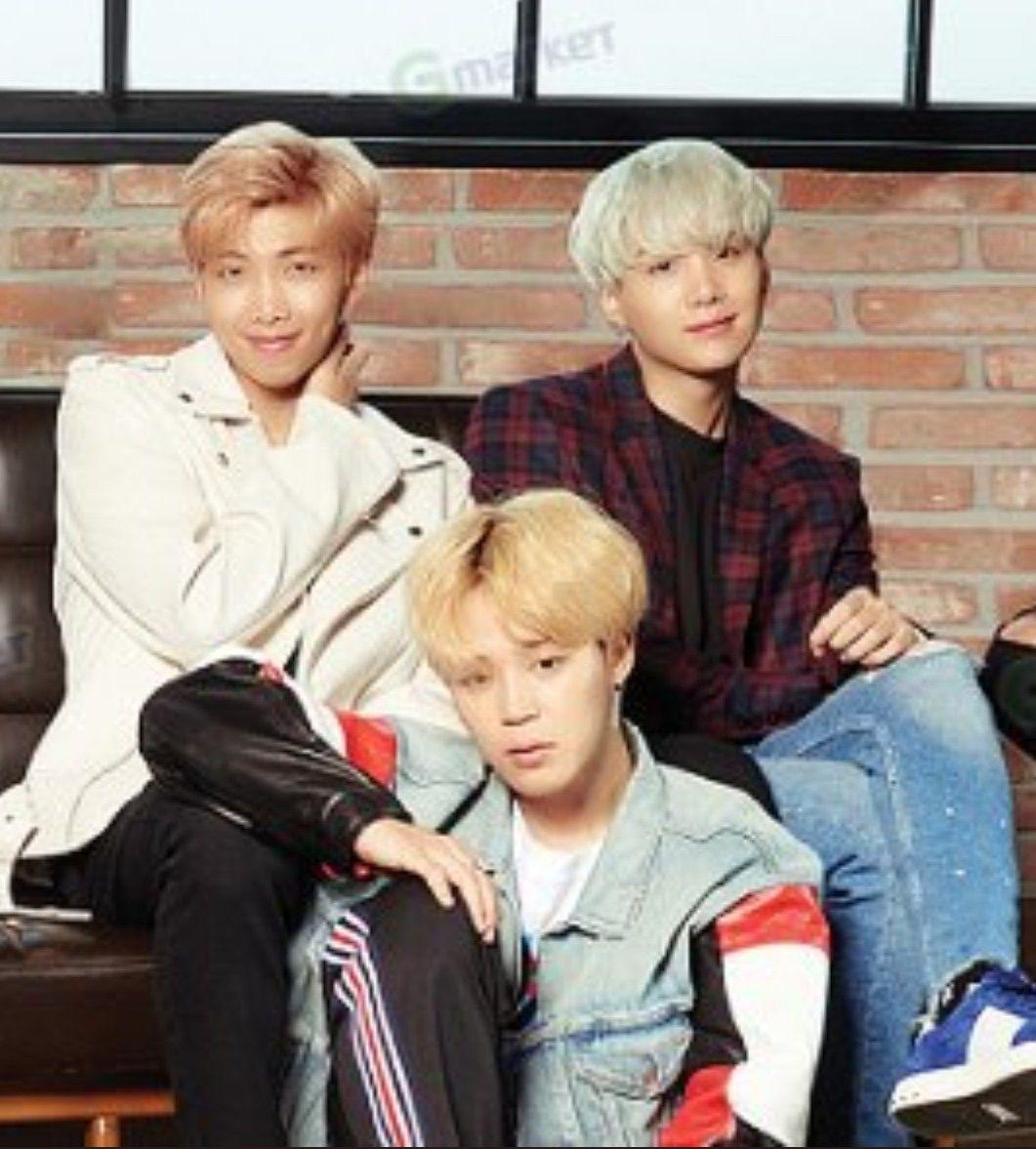 RM #Jimin #Suga | BTS Stuff in 2019 | Bts, Jimin