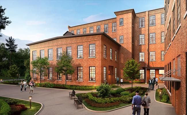 Cable Mills Affordable Apartments In Williamstown Ma Found At Affordablesearch Com Affordable Apartments Affordable Housing Williamstown