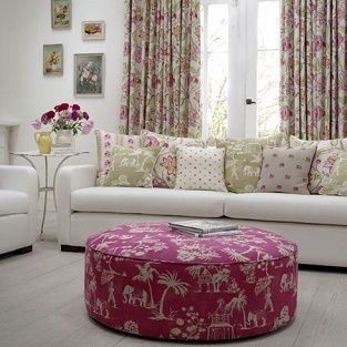 Inspirational ideas for Indian fabric