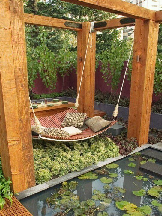 Garden Swings Are Making A Difference In The Modern Lifestyle