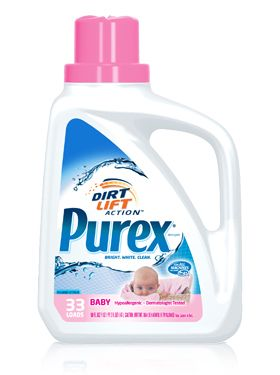 Purex Baby Laundry Detergent Specially Formulated To Extra