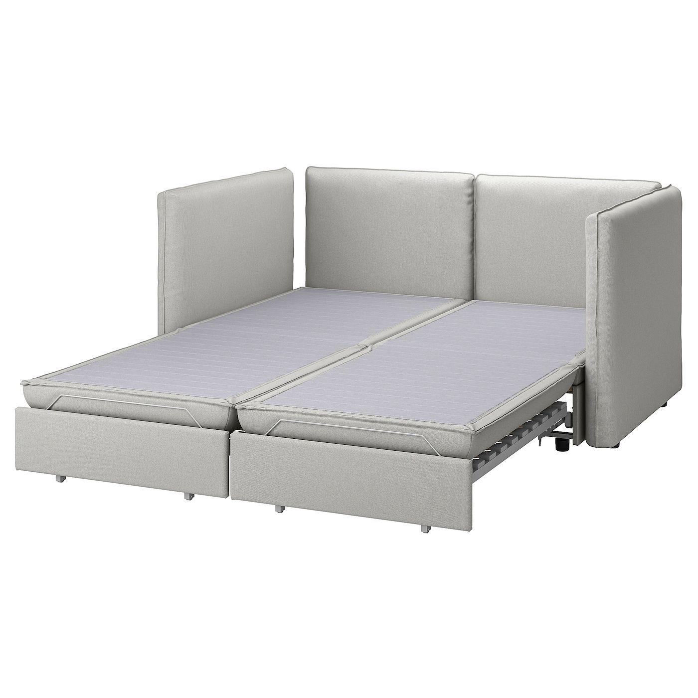 Vallentuna Mod Sofa 2 Seat W Slpr