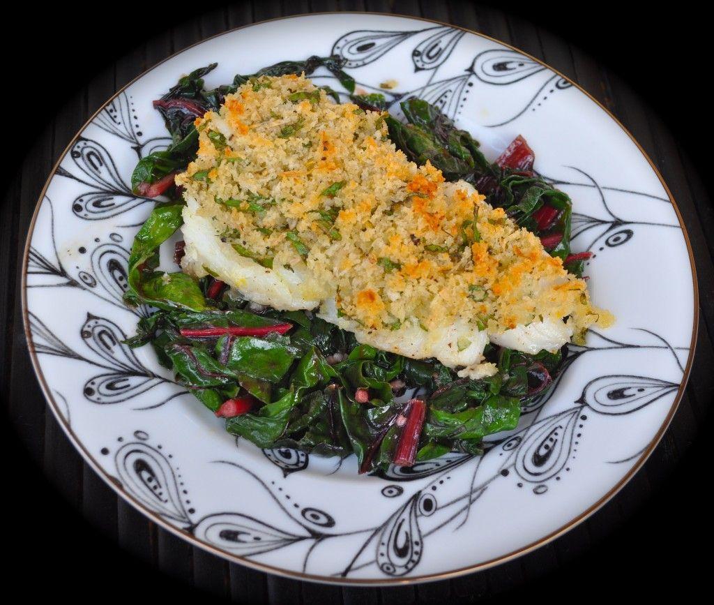 recipe: panko horseradish crusted salmon recipe [31]