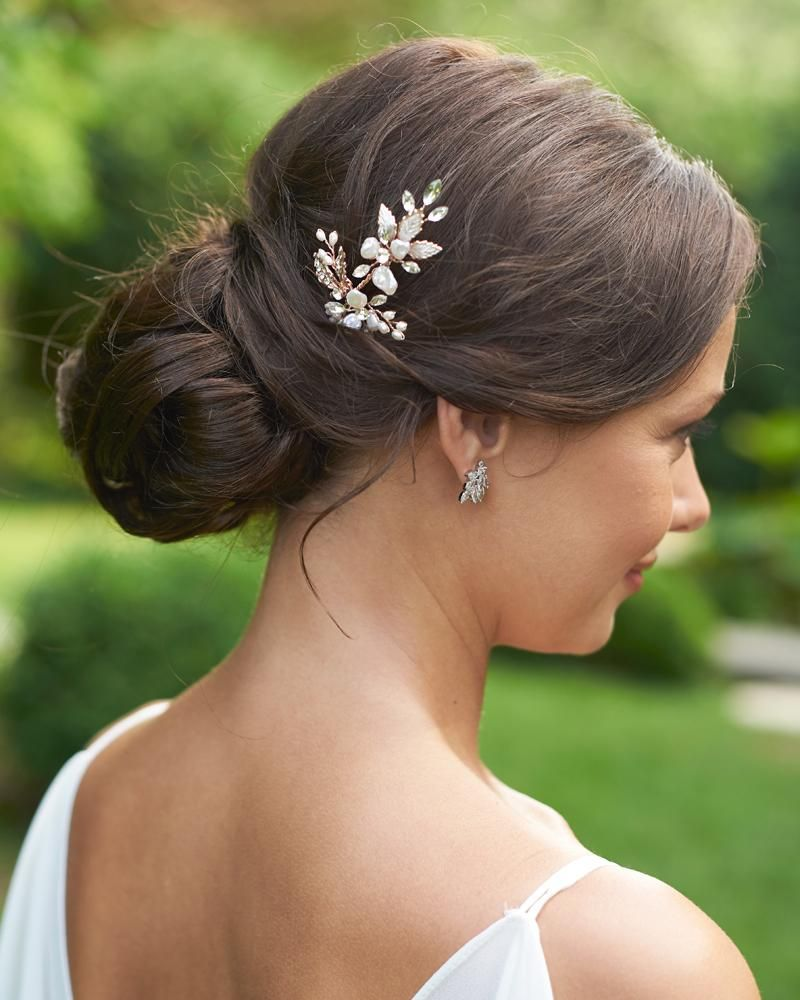 Aviana Bridal Hair Pin ITuS HAPPENING Pinterest Bridal hair