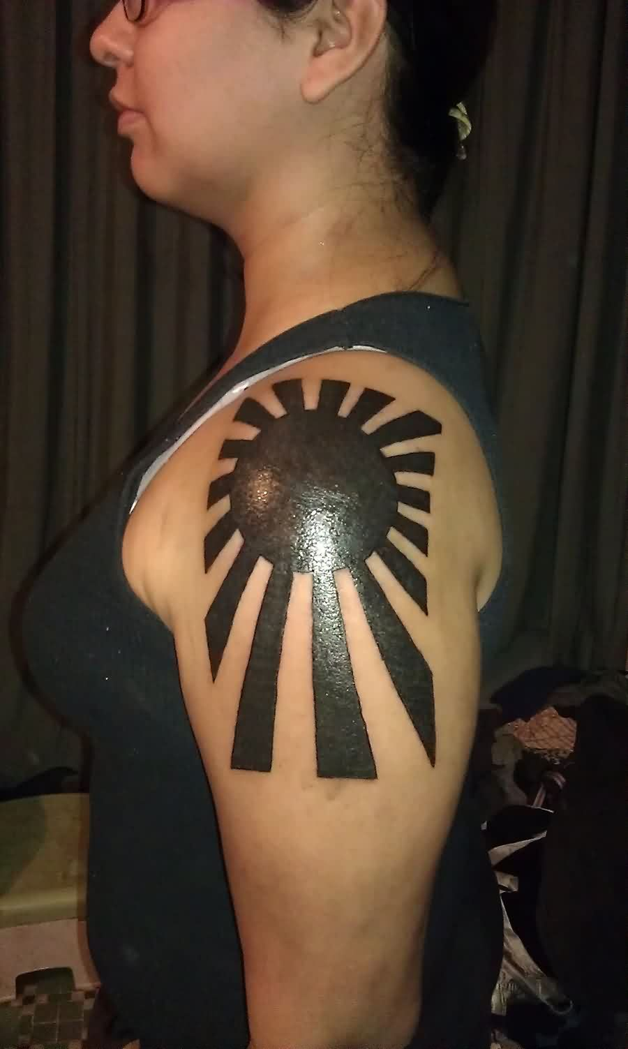 60 Rising Sun Tattoo Designs For Men – Japanese Ink Ideas