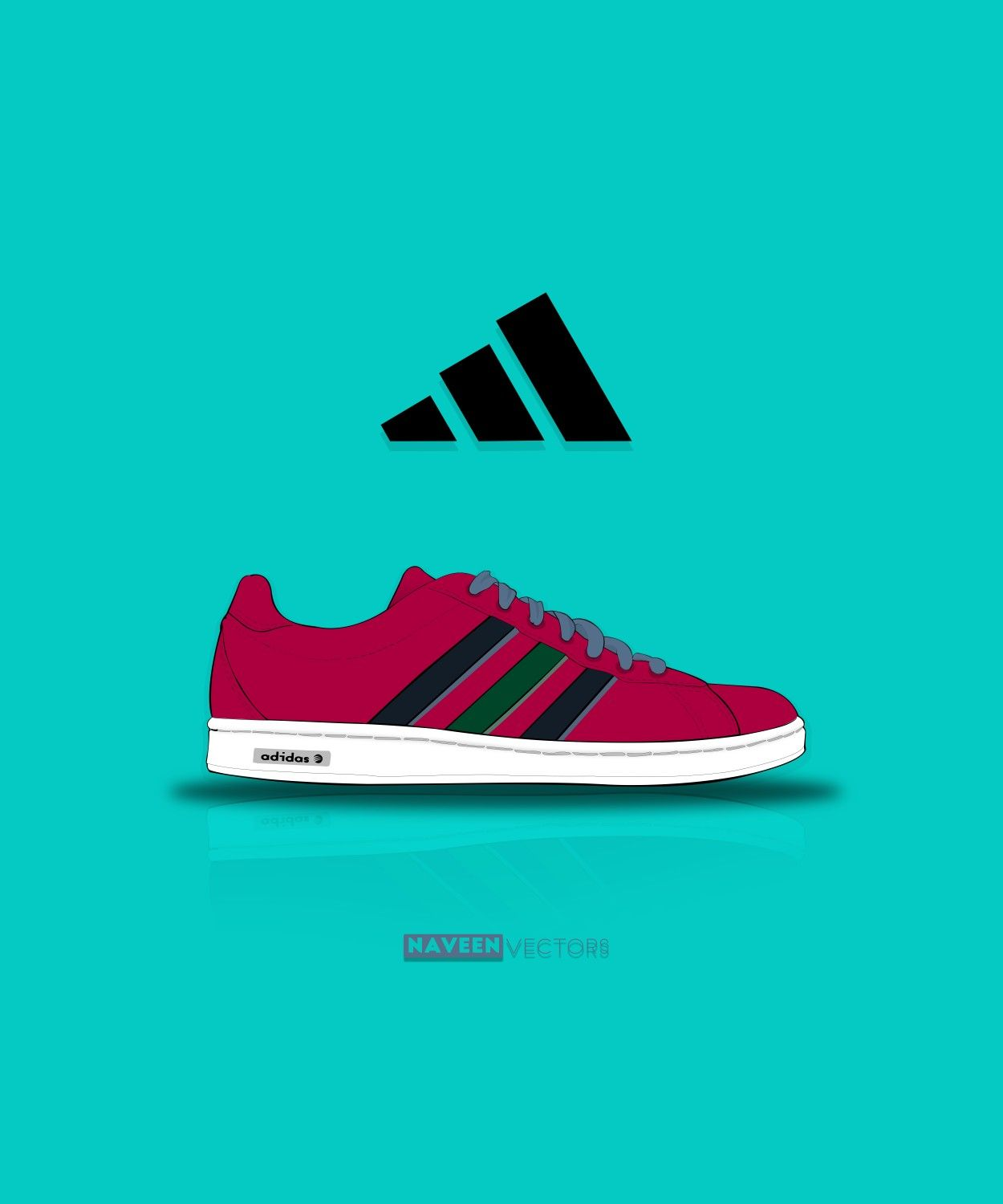 Adidas shoes Vector art Adobe illustrator Canvas Snickers Vectors Adobe  Photoshop Illustration Adidas's