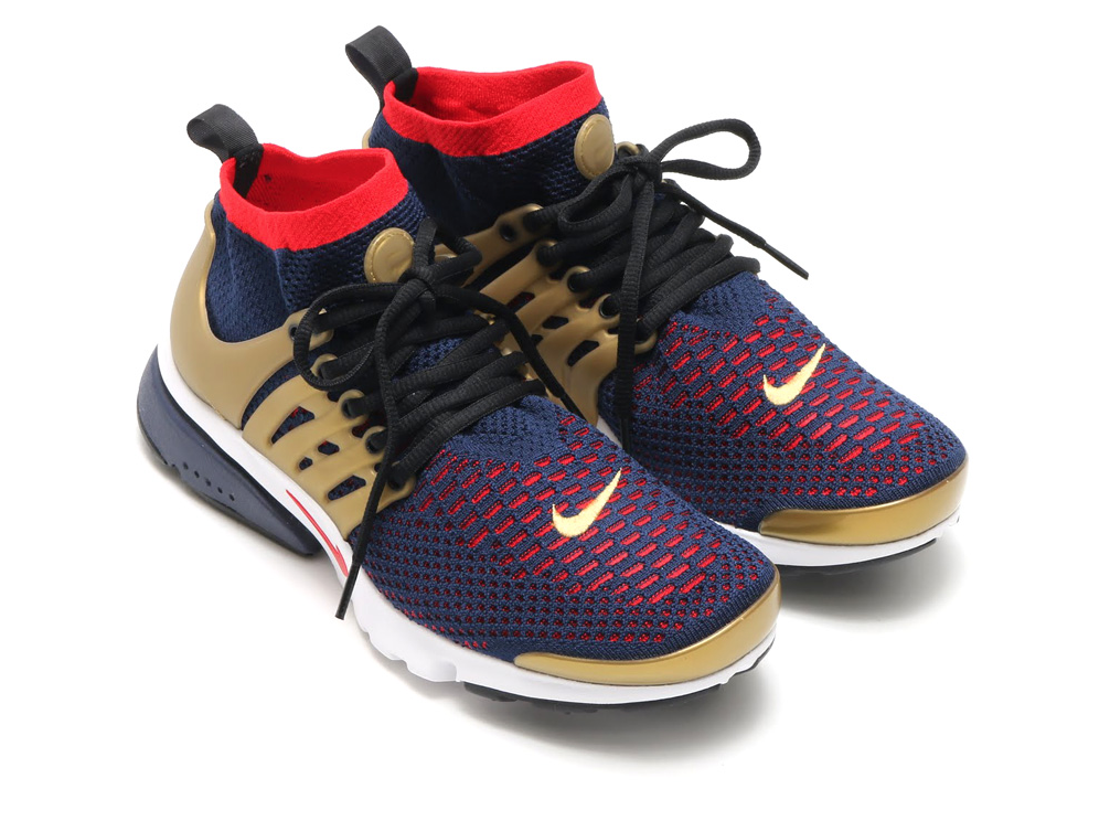 Nike Air Presto Ultra Flyknit (Olympic) - Sneaker Freaker