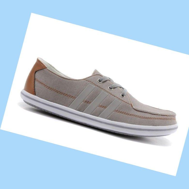 a2f3c08186d6 Men s Adidas Neo Canvas Shoes Detective Ash