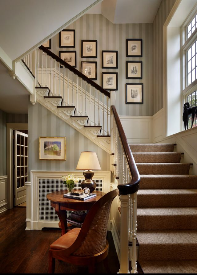 Traditional Staircase 2 Classic House Staircase Design