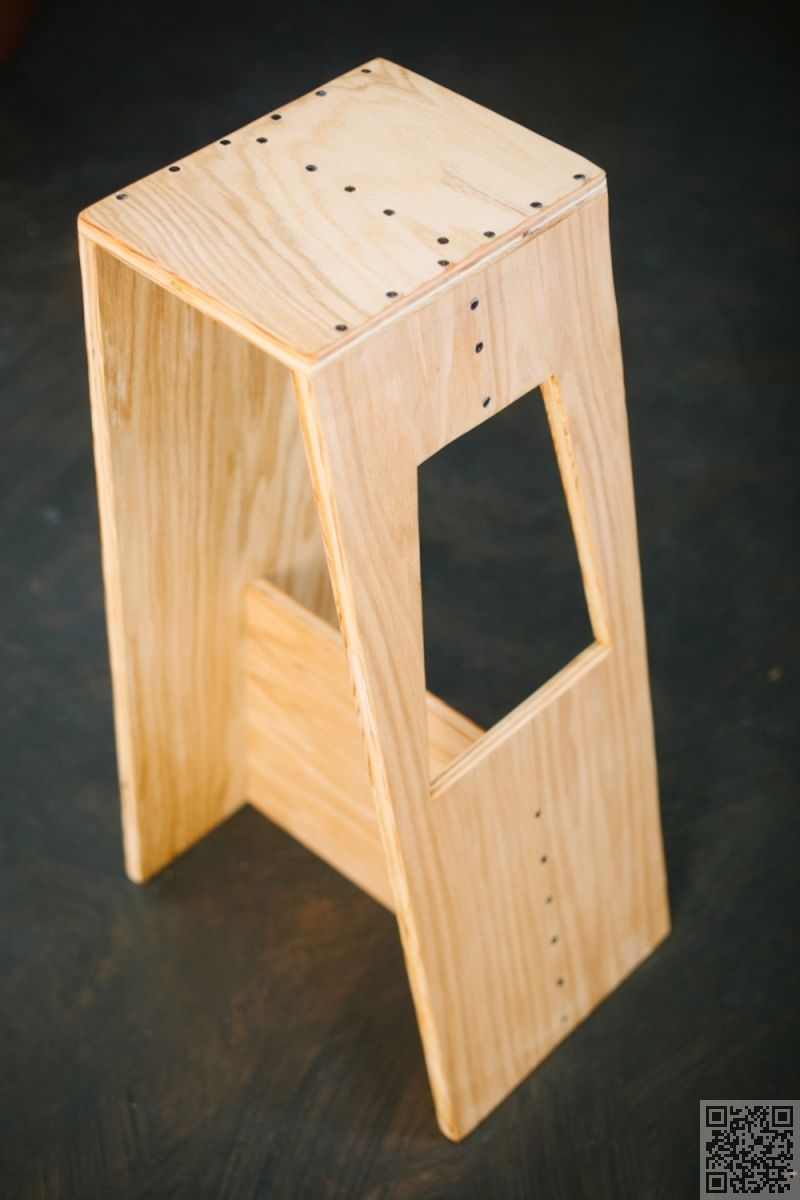 Amazing 5 Modern Plywood 7 Gorgeous Diy Bar Stools Diy Gmtry Best Dining Table And Chair Ideas Images Gmtryco