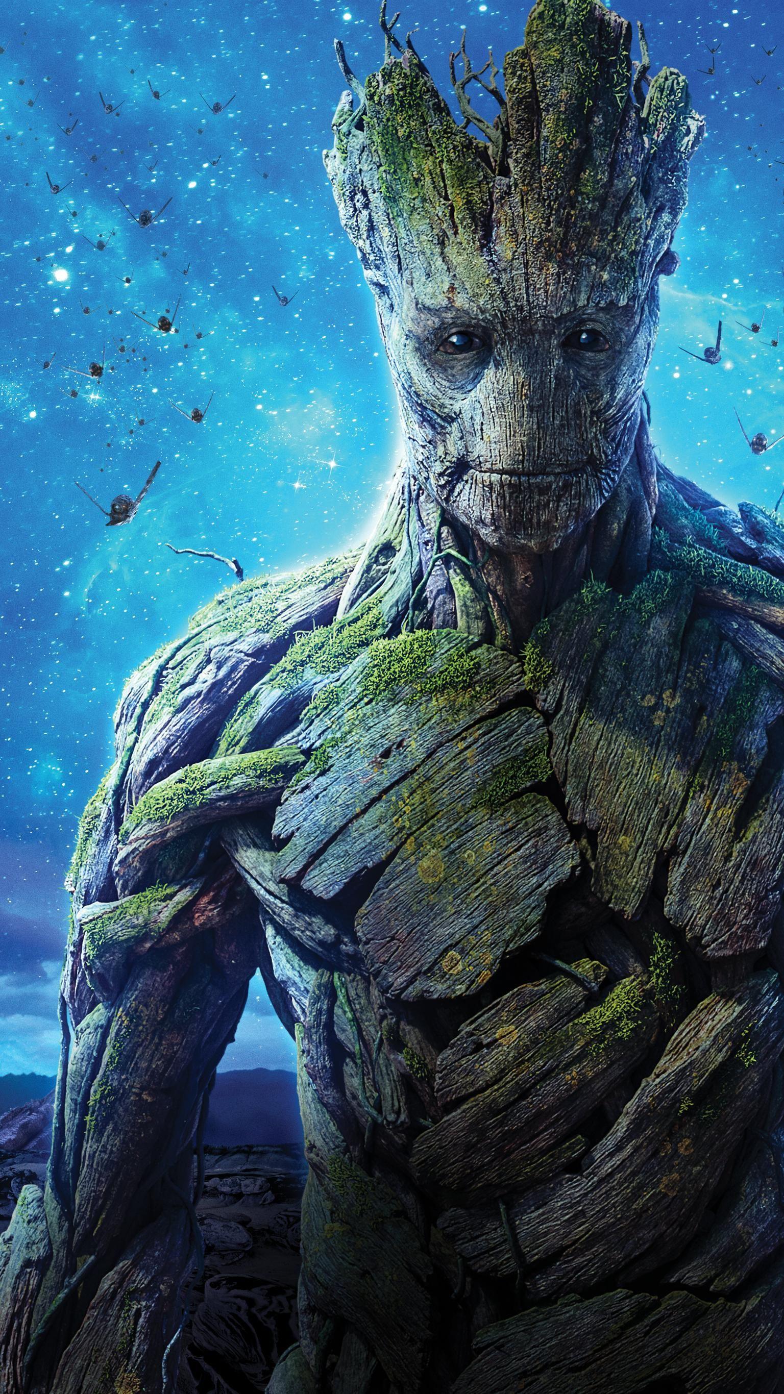 Guardians of the Galaxy (2014) Phone Wallpaper Mundo