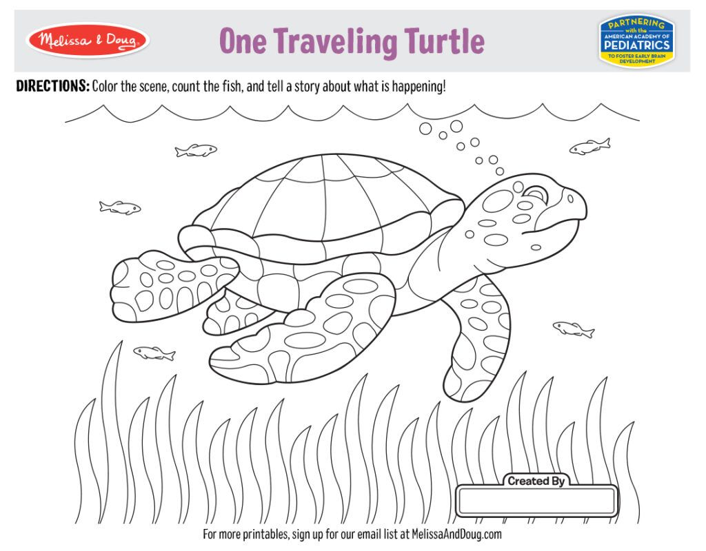 5 Free Coloring Pages to Celebrate Summer and Creativity