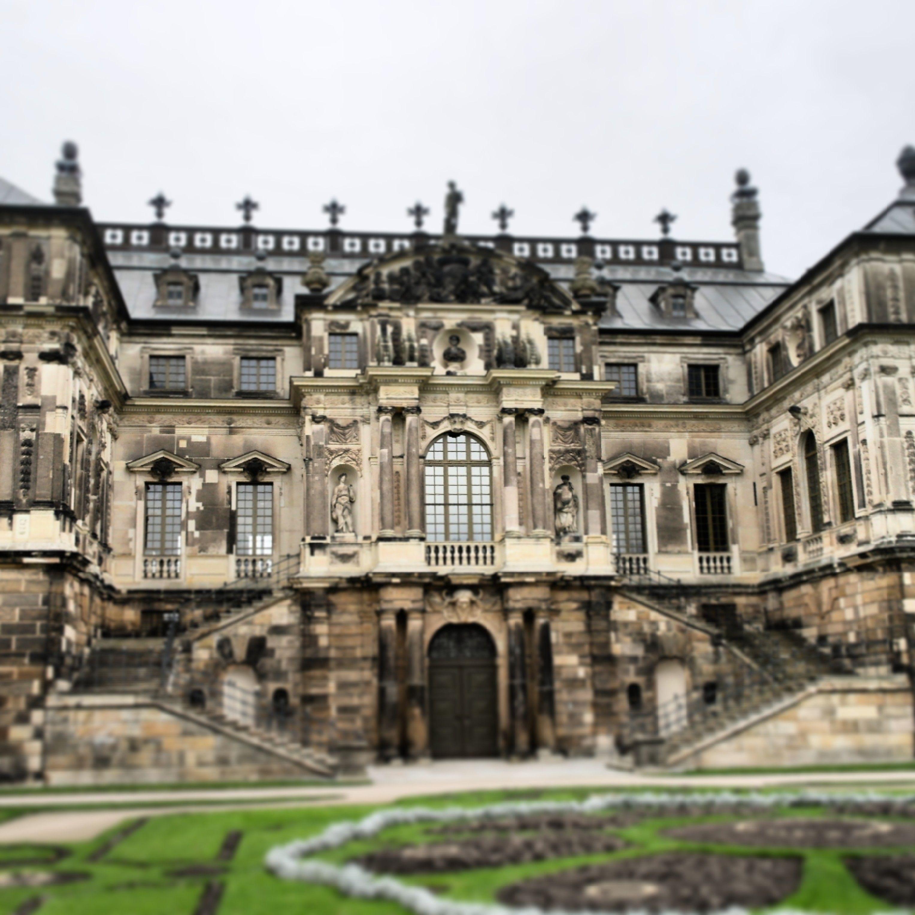 Palais Im Grossen Garten Dresden Dresden Stadt Sachsen