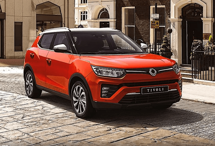 2020 SsangYong Tivoli price, overview, review & photos