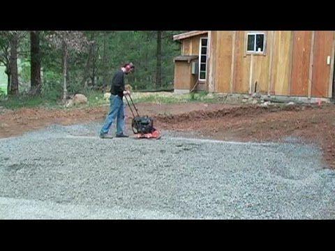Pouring A Concrete Slab Prepare The Ground Drainage Youtube Concrete Slab Concrete Slab Foundation Concrete