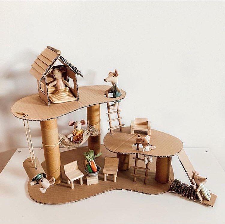Lidor - DIY Maileg Haus - DIY Maileg Haus