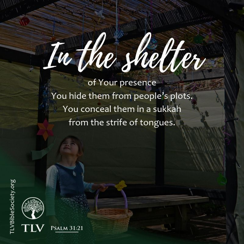 In The Shelter Of Your Presence You Hide Them From People