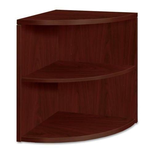 hon 10500 series end cap bookshelf 2 shelves 24 w by 24 d by 29 1 rh pinterest com Metallic Bookshelf 2 Shelves Bookshelf Slanted Shelves