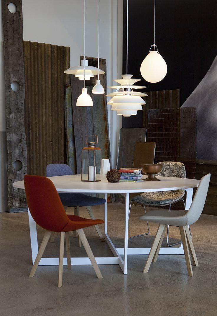 Room Louis Poulsen Dining TableDining RoomsLighting ManufacturersLighting